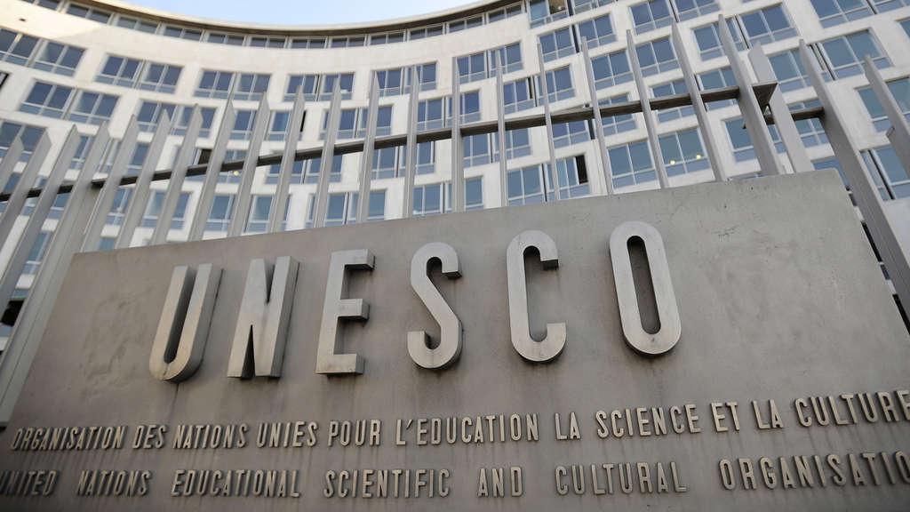 Unesco-Hauptquartier in Paris