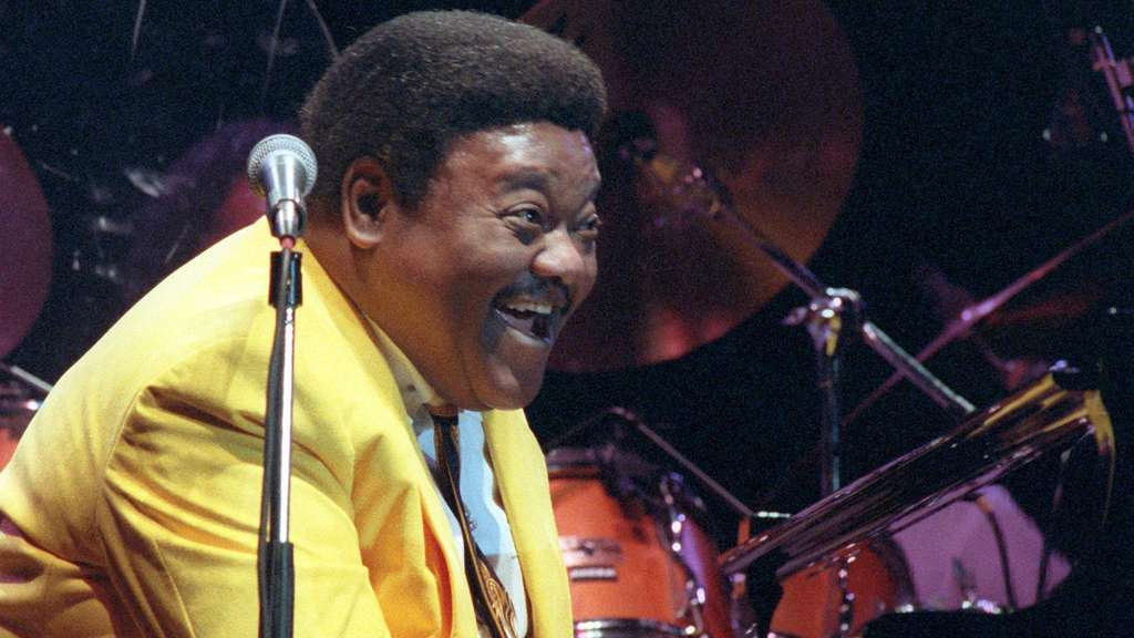 Rock and Roll Legende Fats Domino ist tot
