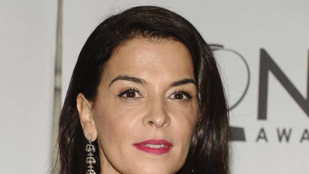 Annabella Sciorra 2011 bei den Tony Awards in New York. Foto: Charles Sykes