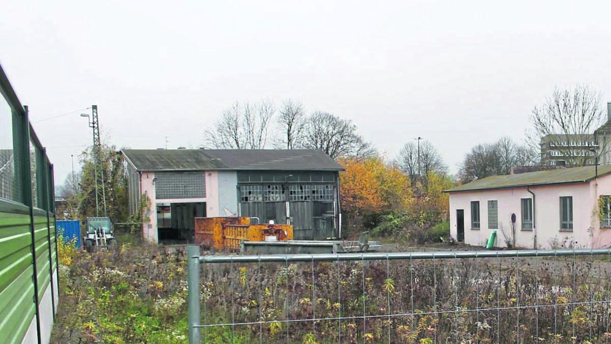 Bad Bentheim Bahnhof Parken