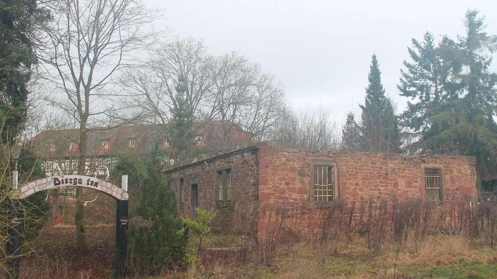 Ruine der Klosterschänke in Bad Hersfeld könnte Schule werden ...