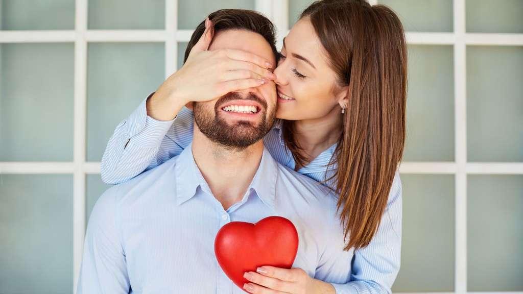 Verlieben Sie sich vor der Datierung