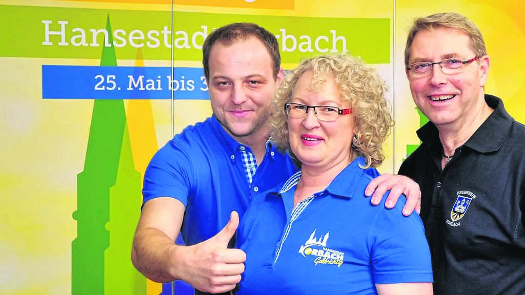 Hessentag Korbach: Stadt sucht Helfer und lockt mit Gratisticket ...