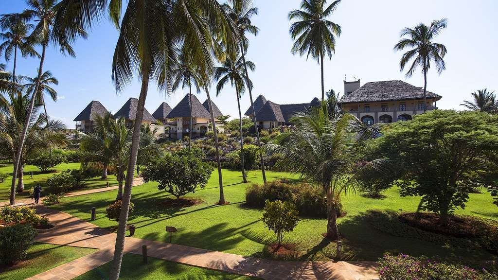 Das Pwani Beach Resort & Spa in Sansibar.