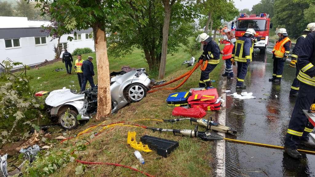 Audi Tt Unfall