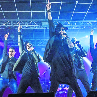 Hephata-Festtag Schwalmstadt: 90er-Party mit Backstreet Boys-Coverband