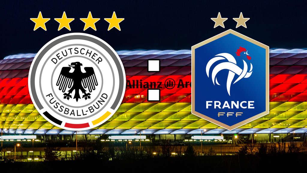 Deutschland Gegen Frankreich Live Ticker