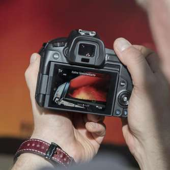 Kamera-Highlights auf der Photokina
