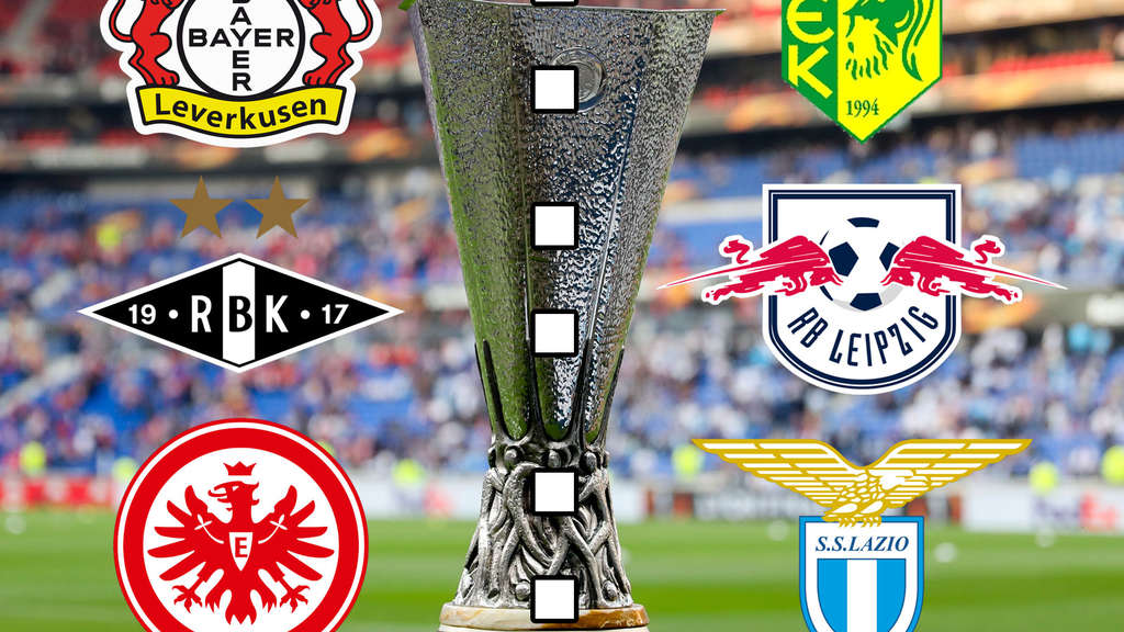 europa league fussball