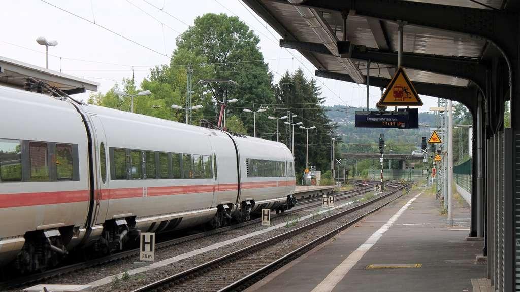Neuer Bahn-Fahrplan: Fast alles ist wie bisher | Bad Hersfeld