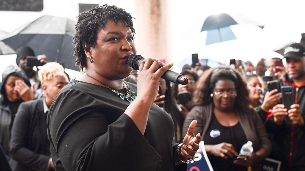 Midterms - Stacey Abrams
