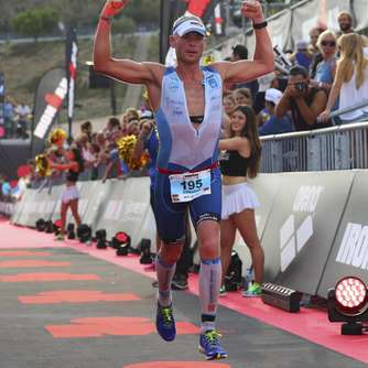 Christian Jung über Ironman-Distanz in Mexiko Zehnter