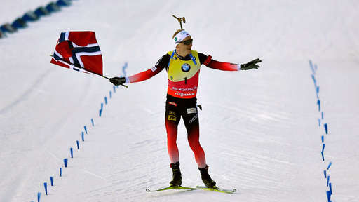 Biathlon-Massenstart: Peiffer, Böhm & Co. laufen nur hinterher