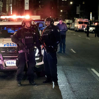 CNN-Büros in New York nach Bombendrohung evakuiert