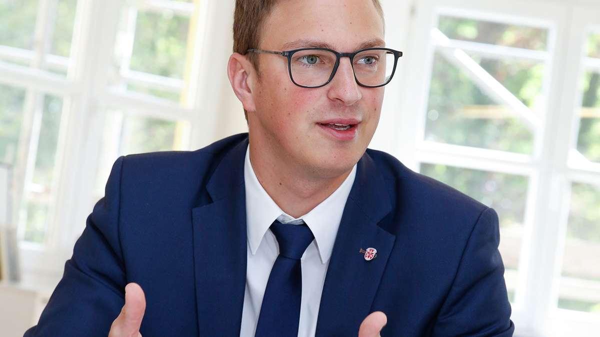 Andre Stenda kandidiert für zweite Amtszeit als