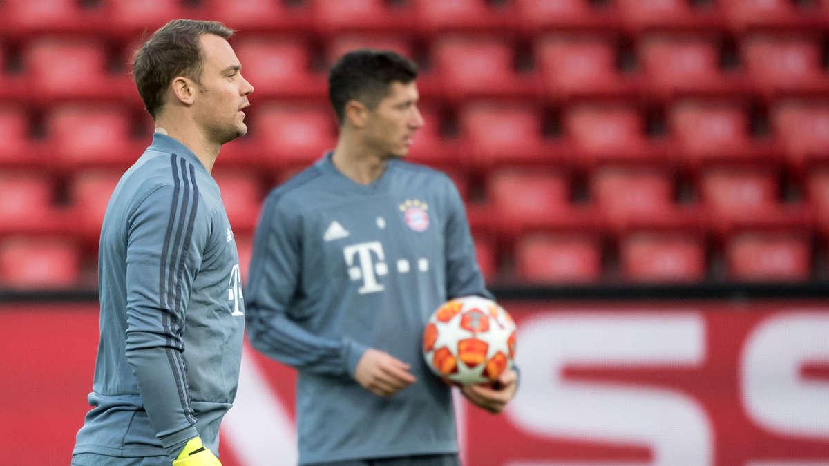 Spielt Heute Bayern
