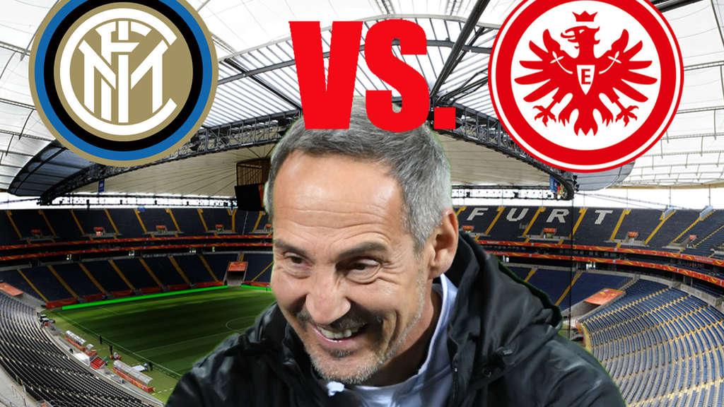 Inter Gegen Frankfurt
