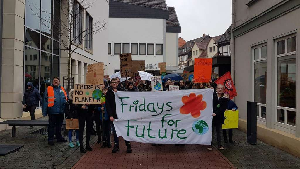 Fridays for Future in Bad Hersfeld