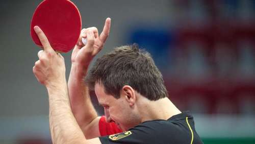 Timo Boll spielt um Medaille und Olympia-Qualifikation