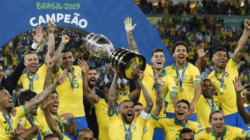 Brasilianische Fußballnationalmannschaft