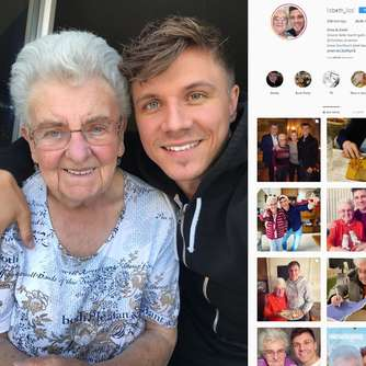 "Instagram-Star Lissi (91): Enkel Christian bei TV-Show ""Ninja Warrior Germany"" zu Gast"