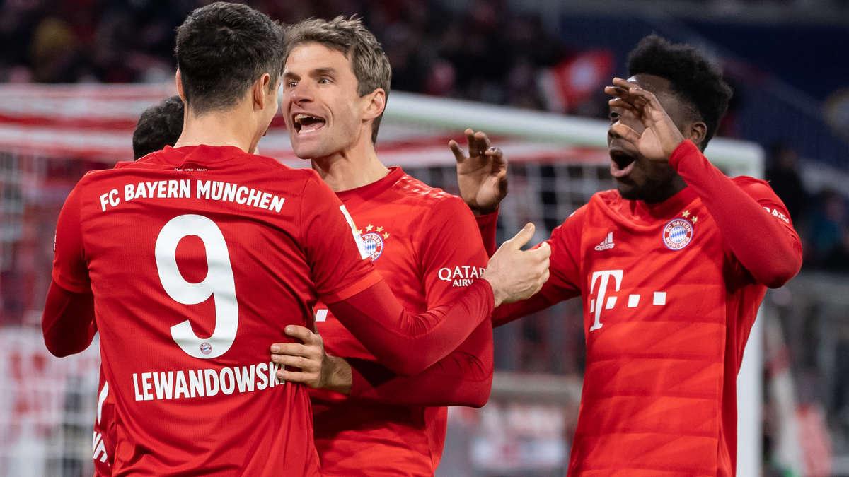 Transfermarkt Bayern München