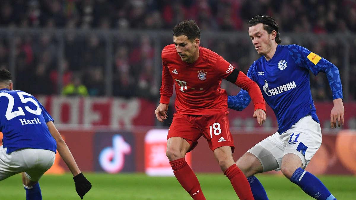 Liveticker Bayern Schalke