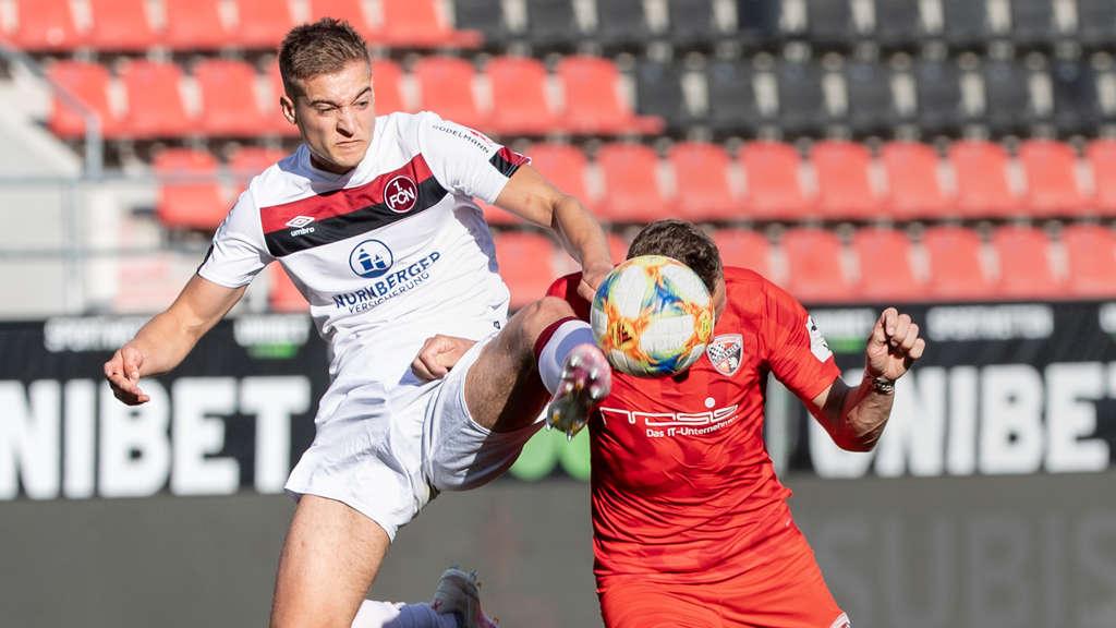 Relegation Nürnberg Rückspiel