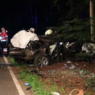 Unfall Hofheim 3 Tote