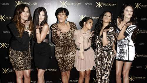 "Letzte Staffel von ""Keeping Up with the Kardashians"""