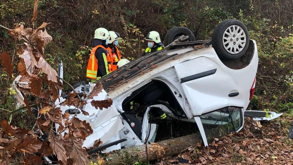 Tödlicher Unfall Hessen