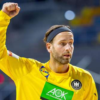 Handball-Nationaltorwart Silvio Heinevetter vor der Olympia-Qualifikation im Interview